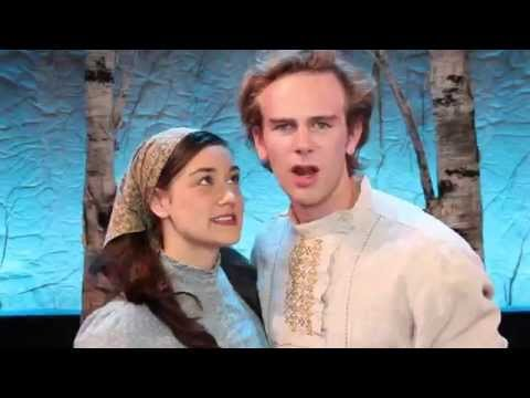 Goodspeed's Fiddler on the Roof  Rude by Magic!
