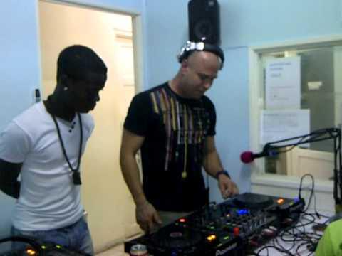 DJ SAN75 @ Radio Bersama Suriname 3