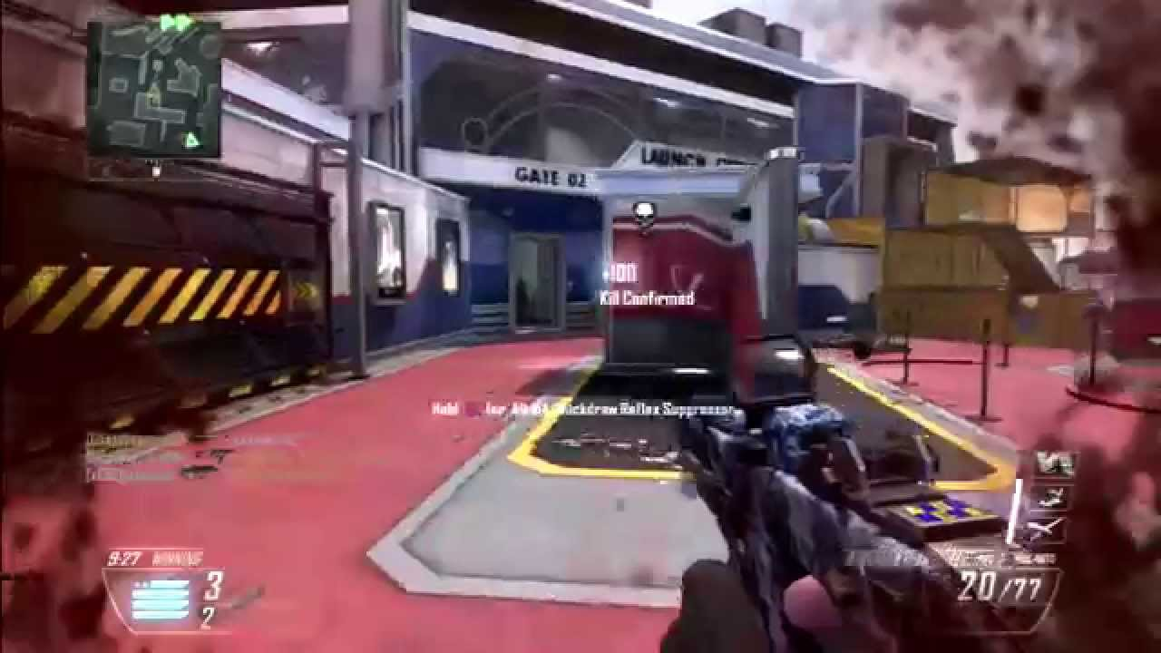 Call of Duty: Black Ops 2: First Video: Double ++ Positive