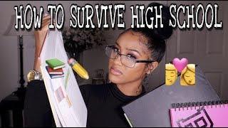 SURVIVING HIGH SCHOOL Drama Grades Boys and More