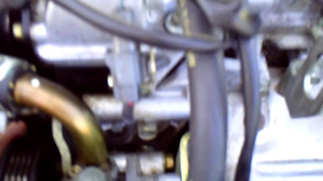 2001 Mazda 626 Driving Belts Replacement Youtube Kompresor Lantis Familia Exsin