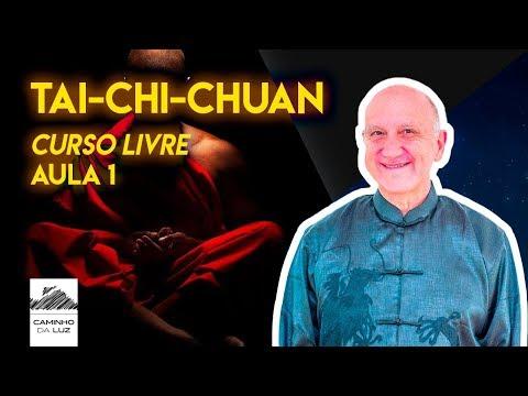 Curso Livre de Tai-Chi Chuan - Mês 01/2017 - Aula 01