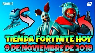 STORE *FORTNITE TODAY NOVEMBER 9, 2018 - SKIN EPICA GRUIONS AND OREJUDA JACKET