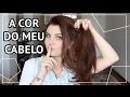 O SEGREDO DO MEU CABELO | A COR