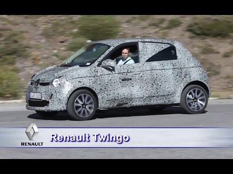 La prochaine Renault Twingo a fini par se laisser filmer. Pas suffisant pour entendre la sonorité de ses nouveaux trois-cylindres, mais assez pour mieux apprécier ses lignes et son gabarit en diminution.