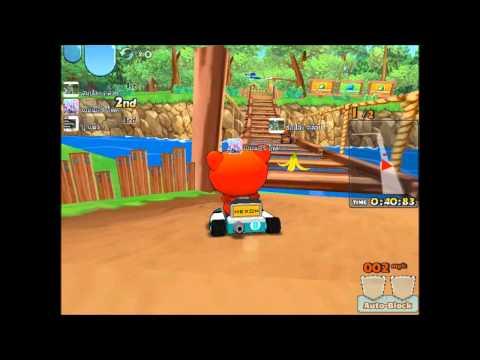 เกมเมอร์อัพเดทTP15 Kart rider dash