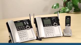 The VTech 4-Line Small Business Phone System