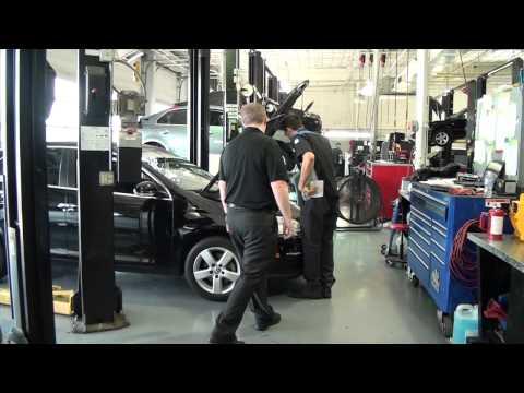 Park Cities Volkswagen Dealership Service Department Dallas