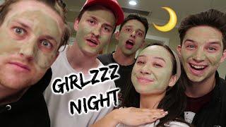 GIRLS NIGHT WITH THE BOYZZZ