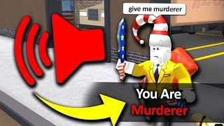 GIVING MYSELF MURDERER WITH VOICE COMMANDS