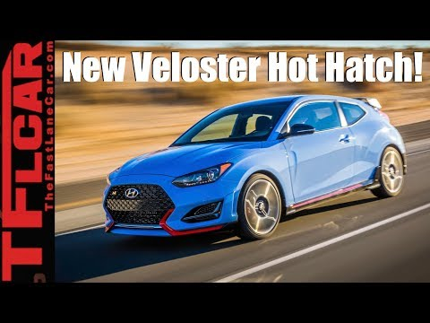 LIVE: Watch the all new 2019 Hyundai Veloster Debut