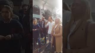 Culte à Jésus-Christ- Gare Saint Lazare 07 avril 2018