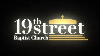 Nineteenth Street Baptist Church - Sunday Service 1-24-2021