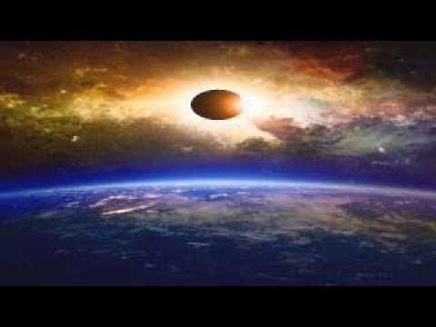Planet X NIBIRU is not a planet but a giant spaceship?