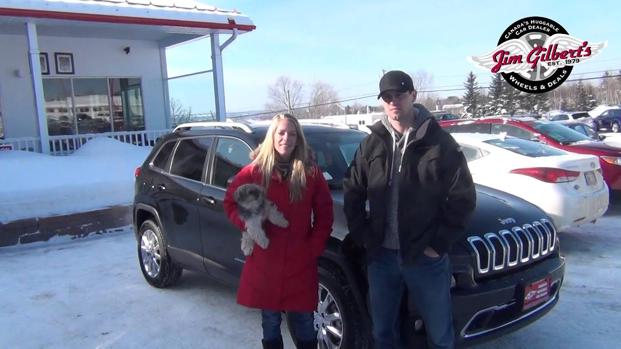 Fredericton Used Cars Wheels and Deals Tamara Geeringh – 2014 Jeep