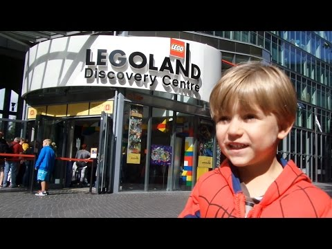 Legoland Discovery Centre in Berlin - Having Fun with Sammie​​​