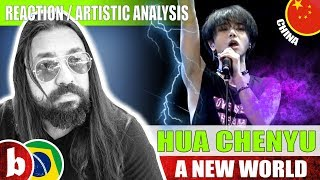 HUA CHENYU! A New World - Reaction (SUBS)