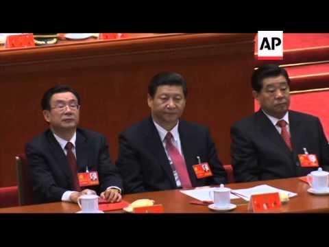 China - Change of Leadership