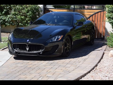 2014 Maserati Granturismo Sport Review and Drive