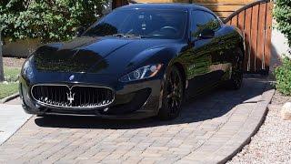 Maserati Granturismo Sport 2013 Videos