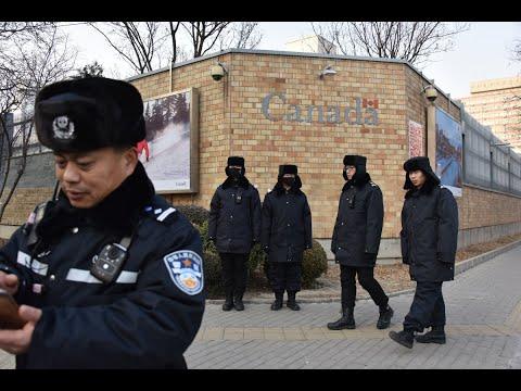 بكين تحتجز كنديين وأوتاوا تعدهما مفقودين  - نشر قبل 3 ساعة