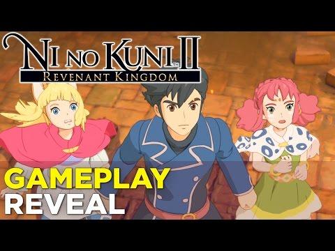 'Ni no Kuni II' llegará finalmente a PC y tenemos nuevo tráiler con gameplay
