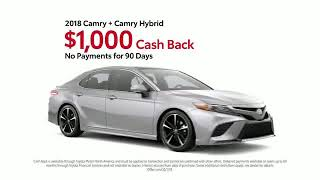 Toyota Camry/Corolla TV Commercial