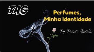 Um perfume, minha identidade