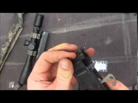 Remington 597 Disassembly Amp Repair Sd Youtube