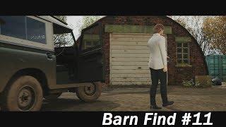 Forza Horizon 4 - Barn Find #11