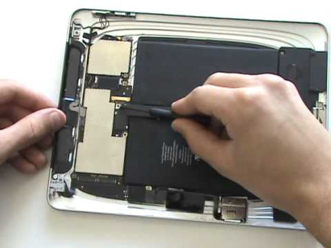 Ipad 1 Sync Charge Dock Connector Replacement Repair