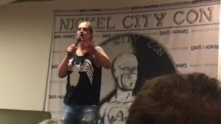 Jason Mewes ( Jay and Silent Bob) - Nickel Con Buffalo
