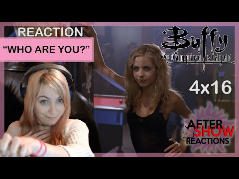Buffy The Vampire Slayer S04E16 - Who Are You? Reaction