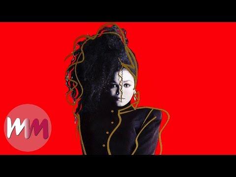 Top 10 Best Janet Jackson Songs