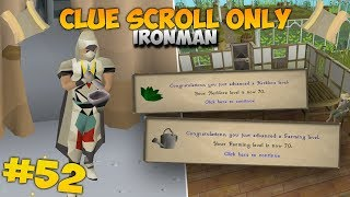 The last stretch...- Clue Scroll Only Ironman #52