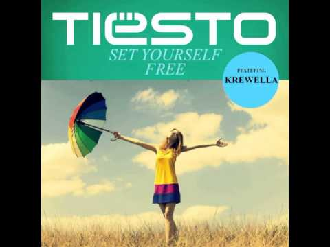14. Tiësto feat. Krewella - Set Yourself Free (Original Mix)[A Town Called Paradise Album]