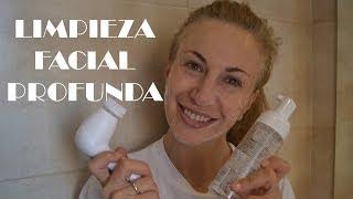 Limpieza facial profunda en casa + recetas de exfoliantes y mascarillas