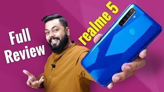 Realme 5 Full Detailed Review After 15 Days ⚡⚡⚡ A BIG Thumbs Up