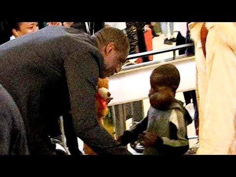 V Mornings - NBA Legend Dikembe Mutombo Gets Boy Life Saving Surgery #GoodNews
