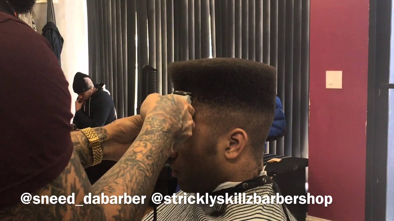 How To Do Classic High Top Box Haircut Kid N Play