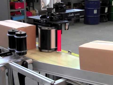 Script Technology (Scriptech) Presents the Scribe Rotary Screen Printing System