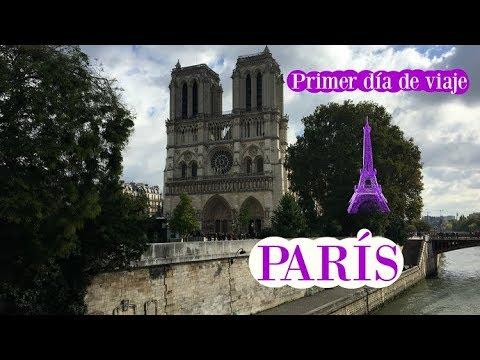 Viaje a París Octubre 2017. Día 1 PARÍS