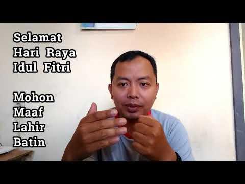 Индонезийский язык для начинающих : как поздравить индонезийских мусульман