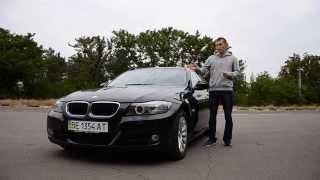 BMW 320d E91 2009 - Тест-Драйв (H-Auto)