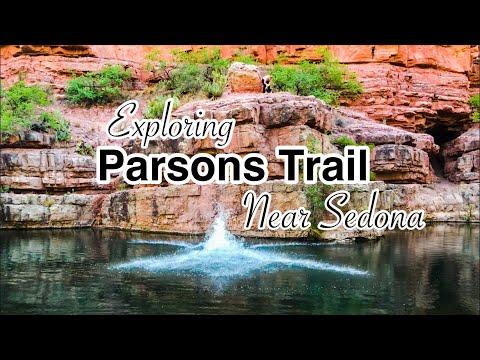 Parsons Trail, Sycamore Canyon - Near Sedona, Arizona