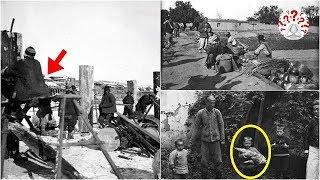 1905年荷蘭人鏡頭下的清朝老照片、影片,一片荒蕪與蕭條、令人唏噓!(歷史萬花鏡)