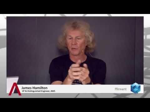 James Hamilton - AWS Re:Invent 2014 - theCUBE - #awsreinvent