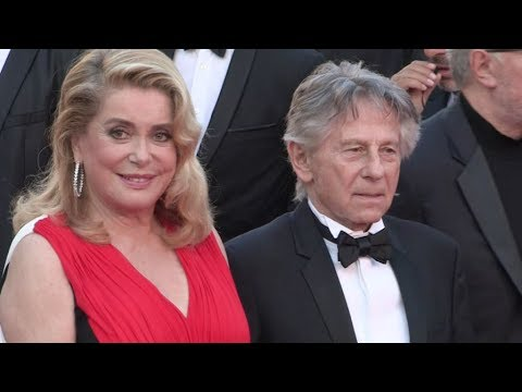Catherine Deneuve, Roman Polanski and more on the red carpet for the 70th Anniversary of the Cannes