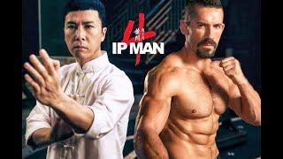Boyka vs IPMAN the best kungfu fight ever 480p