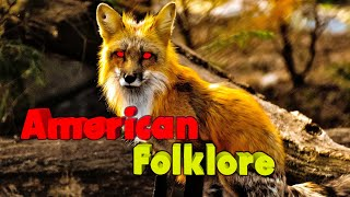 Top 10 places with Creatures from American Folklore. No Bigfoot.